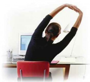O que é ginastica laboral?