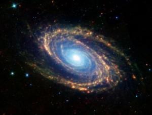 O que é galáxia?