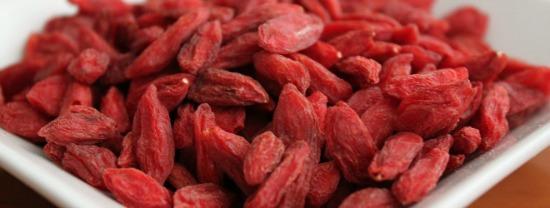 O que é goji berry?